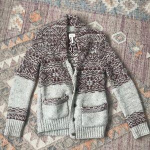 Super cozy and cute sweater